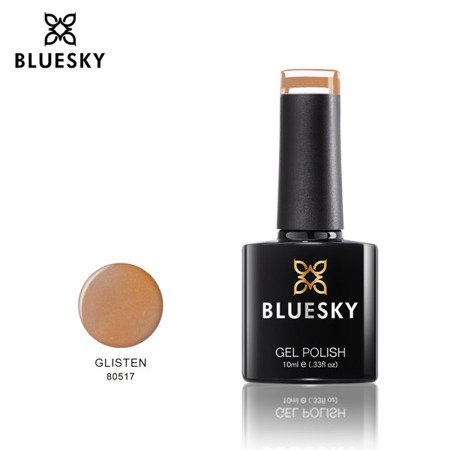 Bluesky Gel Polish 80517 ICED CORAL