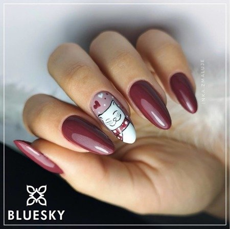 Bluesky Gel Polish AW 1807 WIND  - Blast From The Past