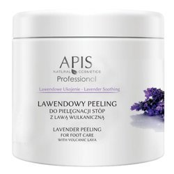 Apis peeling lawendowy do stóp 500g